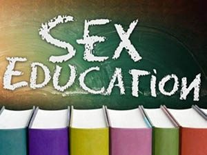 Sex Education book